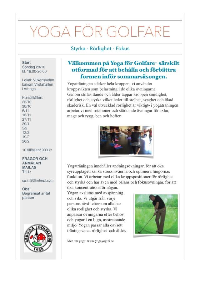 Yoga för golfare ht16 2-page-0